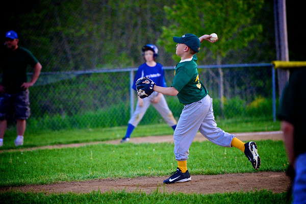 iSmile vs Middleburgh 2 May 16, 2013