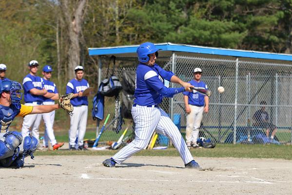 Lunenburg High baseball 5-4-15