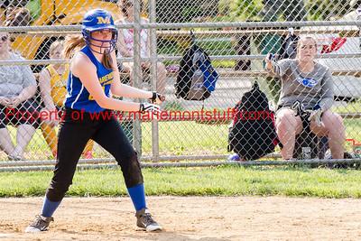 MHS Softball vs Clarke 2015-05-05-39