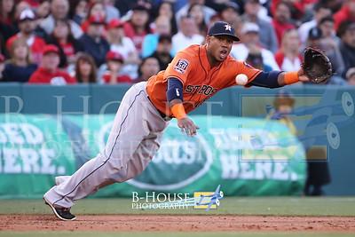 MLB: MAY 09 Astros at Angels