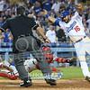 MLB: JUL 06 Phillies at Dodgers