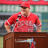 MLB: APR 25 Rangers at Angels