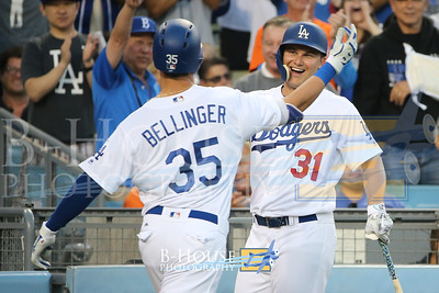 MLB 2017: Mets vs Dodgers JUN 19