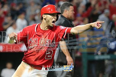 MLB 2017: Yankees vs Angels JUN 13