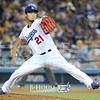 MLB 2017: White Sox vs Dodgers AUG 16