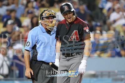 MLB 2017: Diamondbacks vs Dodgers JUL 05