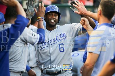 MLB 2017: Royals vs Angels JUN 16
