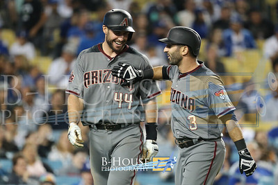 MLB: APR 13 Diamondbacks at Dodgers