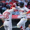 MLB 2018: Red Sox vs Angels APR 17