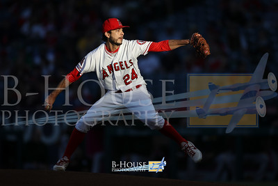 MLB 2019: A's vs Angels JUN 28