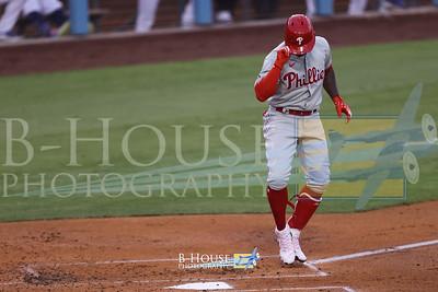 MLB: JUN 15 Phillies at Dodgers
