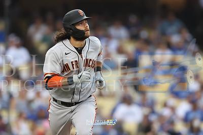 MLB: JUN 28 Giants at Dodgers
