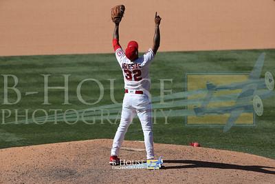 MLB: MAY 23 Athletics at Angels