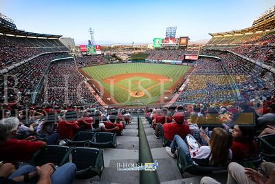 MLB 2021: Orioles vs Angels JUL 03