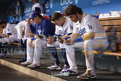 MLB 2021: Rockies vs Dodgers JUL 23