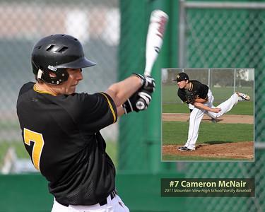#7 Cameron McNair