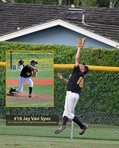 #16 Jay Van Syoc