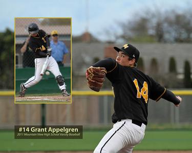 #14 Grant Appelgren