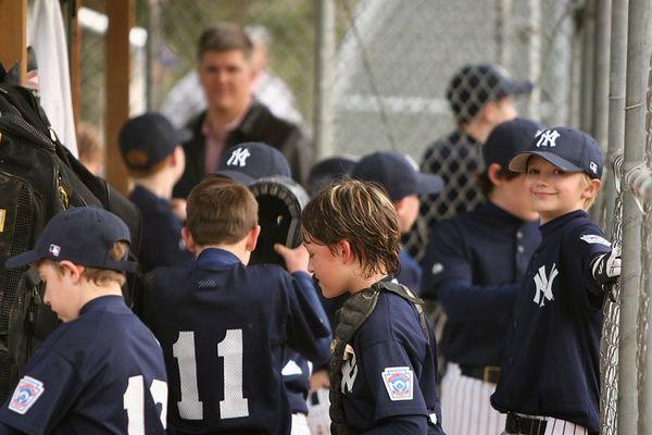 Majors Yankees April 6 2005
