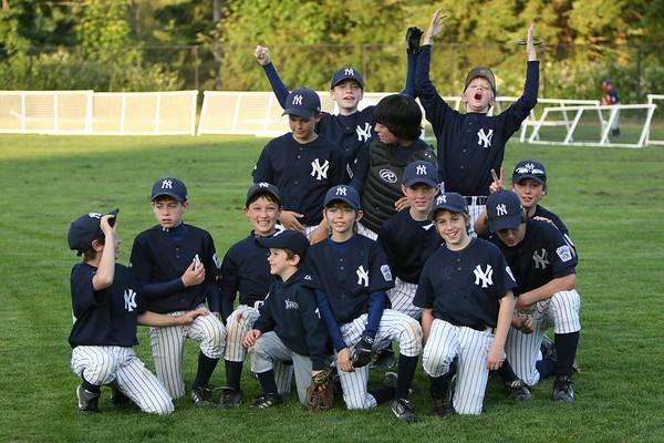 Majors Yankees June 13 2005