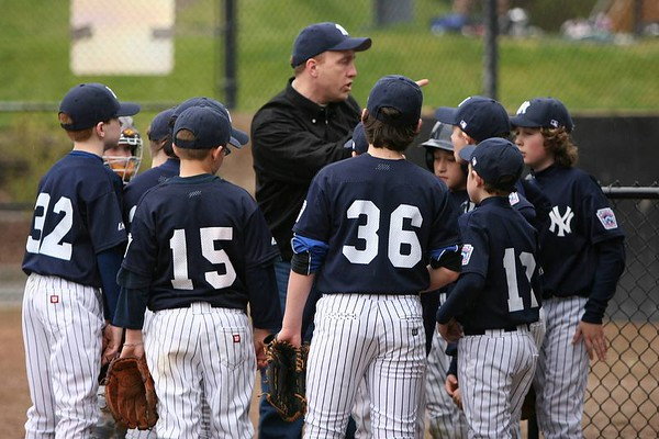 Majors Yankees March 31 2005
