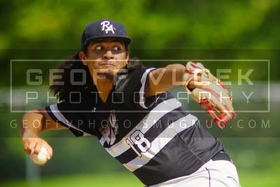 7/15/17- 16U Snohomish Sox vs 14U Rijo Athletics