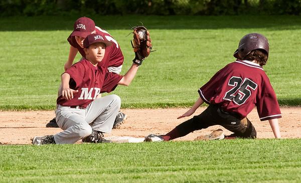 Middle School Baseball vs. Lab School