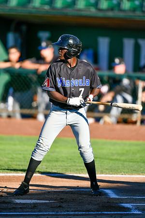 Missoula Ogden Baseball