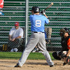 Minneapolis Blue Sox vs. Minneapolis Angels : Baseball - Minneapolis River Rats vs. Minneapolis Angels baseball game at Parade Stadium in Minneapolis, MN played on Tuesday May 26, 2011.  TIP: Click the photo on the right side to display a larger size version, choose from S, M, L, XL, X2 or X3 sizes to see more detail in the photo, then use your left and right arrow keys to navigate to the previous or next photo.  All photos taken with pro-level Nikon camera and lenses. Professional quality photos prints can be ordered of any image by clicking the 'buy' link.