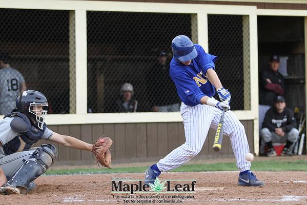 NDCL Baseball beats University