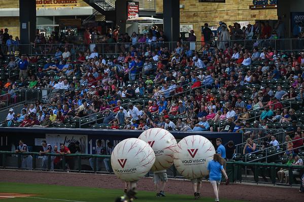 Naturals vs Travelers at Arvest Ballpark in Springdale, Arkansas, on Saturday, June 13, 2015.  The Naturals won 3-2.  Photos by Alan Jamison.
