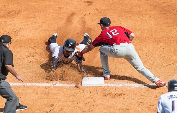 Baseball game between the NWA Naturals and the Springfield Cardinals on Saturday, September 10, 2016.  (Alan Jamison, NWA Naturals)