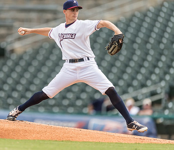 Baseball game between the NWA Naturals and the Springfield Cardinals on Saturday, September 10, 2016.  (Alan Jamison, NWA Naturals)