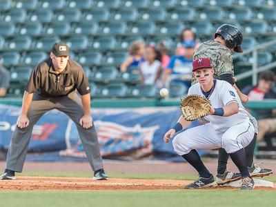 Baseball game between the NWA Naturals and the Arkansas Travelers on Sunday, September 4, 2016.  (Alan Jamison, NWA Naturals)