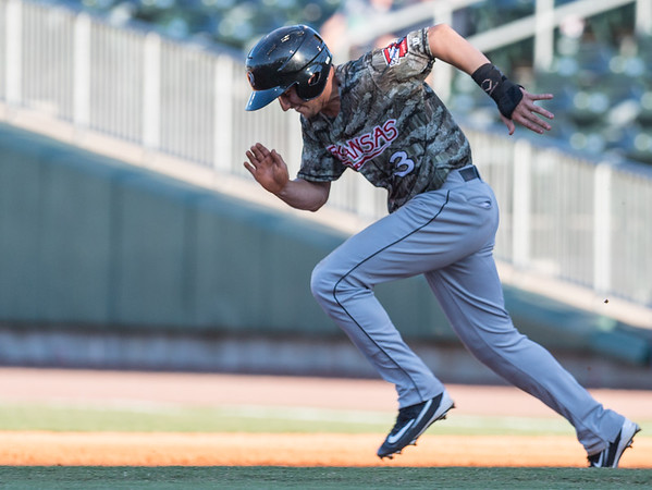 Baseball game between the NWA Naturals and the Arkansas Travelers on Sunday, September 4, 2016.  (Alan Jamison, NWA Naturals)