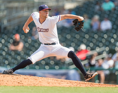 Baseball game between the NWA Naturals and the Arkansas Travelers on Monday, September 5, 2016.  (Alan Jamison, NWA Naturals)