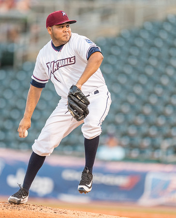Baseball game between the NWA Naturals and the Midland RockHounds on Tuesday, September 13, 2016.  (Alan Jamison, NWA Naturals)