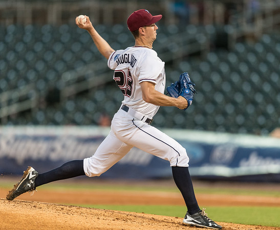 Baseball game between the NWA Naturals and the Midland RockHounds on Wednesday, September 14, 2016.  (Alan Jamison, NWA Naturals)