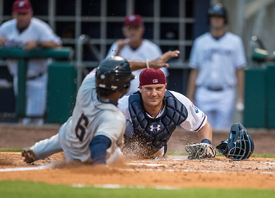 during a baseball game between the NWA Naturals and the San Antonio Missions on Jun 1,  2016.  (Alan Jamison)