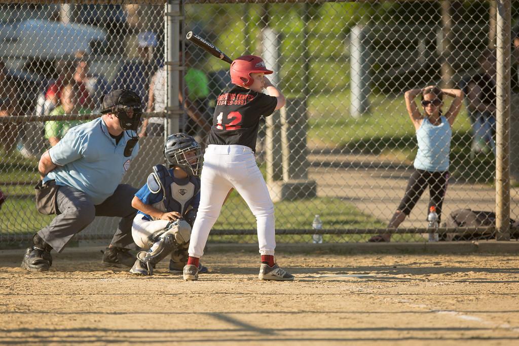 Little F League, Oball Baseball, Old Brooklyn Area Little League Playoffs, Spiders vs Diamondbacks