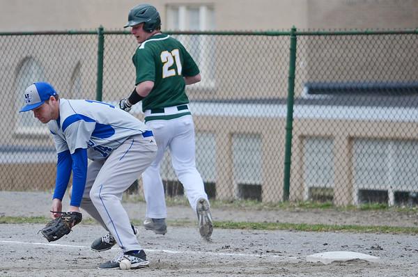 Oakmont v. Narragansett baseball 4-23-15