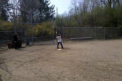 Olivia Baseball