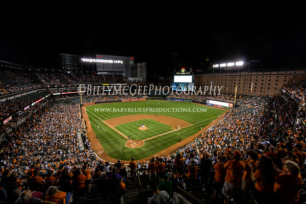 Oriole's vs Yankee's - 2 Sep 2016