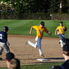 Parade Stadium Baseball - Metro Merchants vs. Minneapolis Blue Sox : Photos of the Metro Merchants playing the Minneapolis Blue Sox baseball team at Parade Stadium in Minneapolis on Tuesday May 20, 2008.  