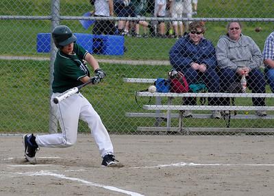 Peninsula vs Bonney Lake Baseball