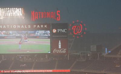 Phillies vs. Nats 8-21-2011