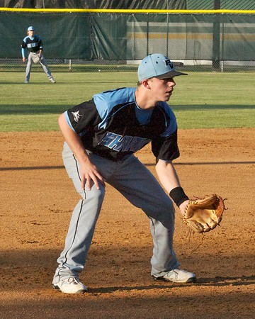 Ponte Vedra Sharks vs Nease 3-13-12