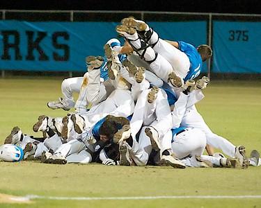Ponte Vedra Sharks vs West Florida Academy 5-11-12