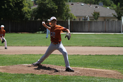 Longhorns v SJ Rebels 5/19/12