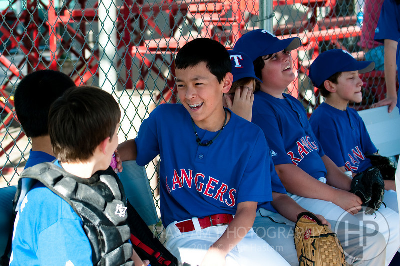 20100419 Rangers Yankees 1